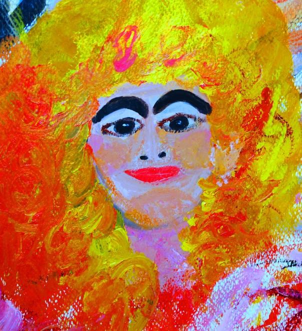 A sort of Self Portrait Melba Christie
