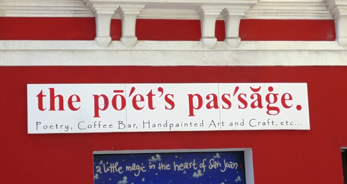 Poets are Everywhere