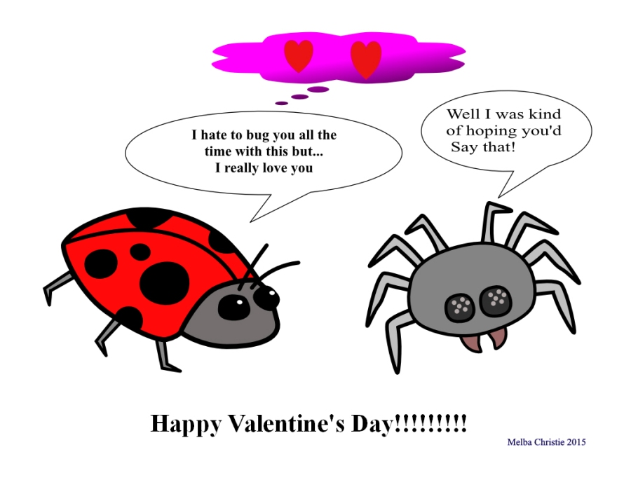 Bugging for love