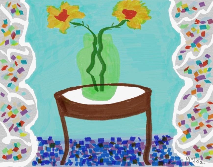 Like Matisse